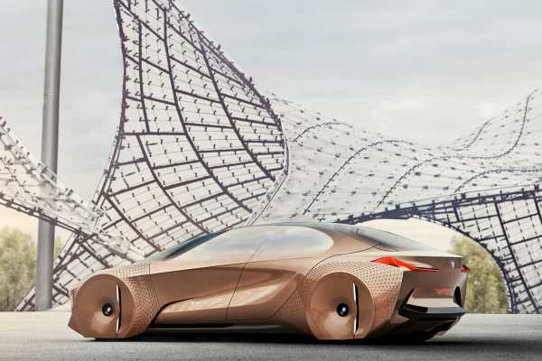 BMW Self-Driving Cars 2021