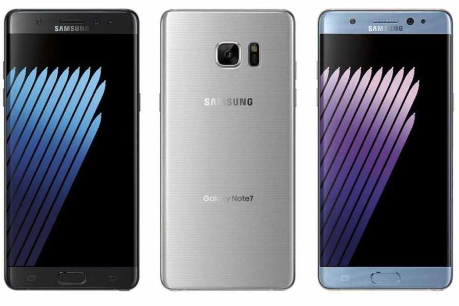 Galaxy Note 7 Snapdragon 821