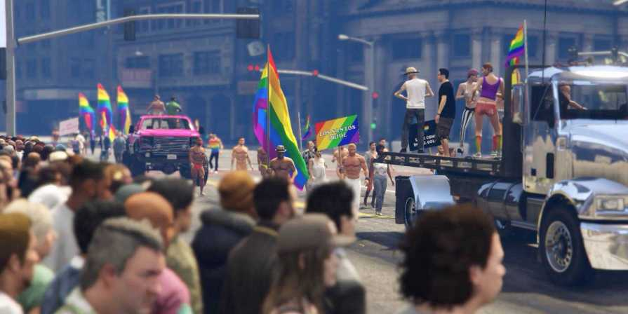 Grand Theft Auto 5 New Mod