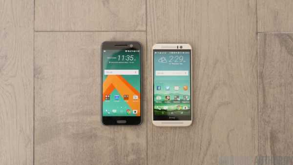 HTC 10 and HTC One M9