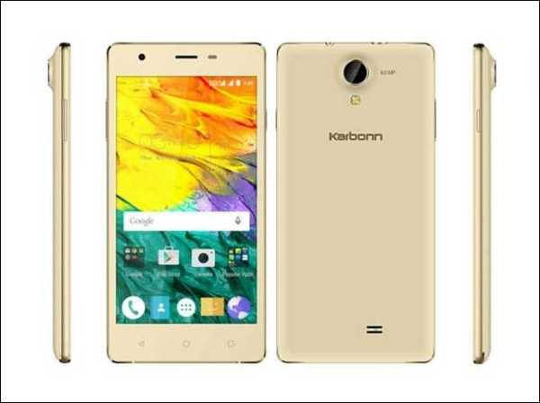 Karbonn Fashion Eye Smartphone