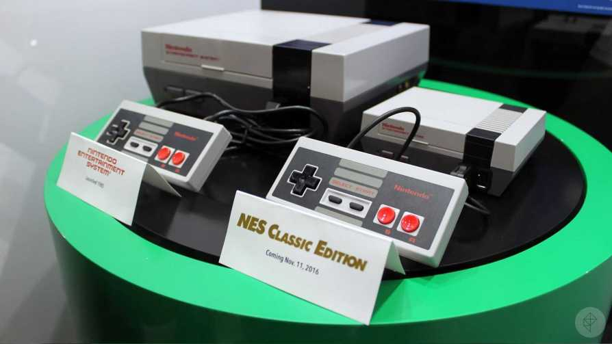 NES entertainment system