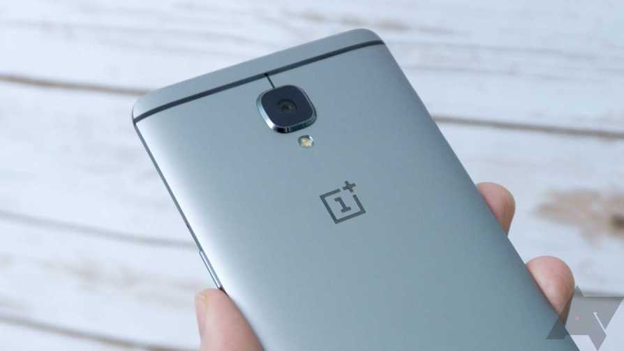 OnePlus 3 Receives New Update