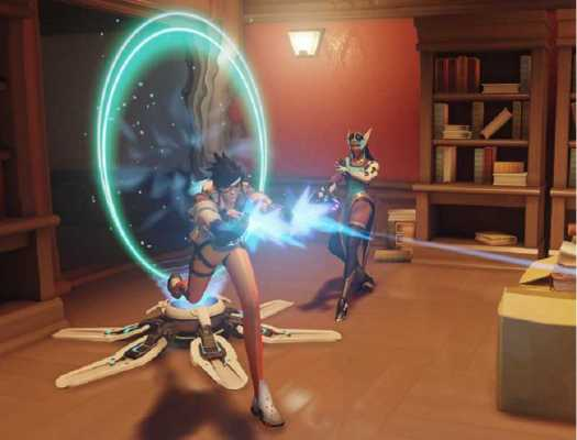 Overwatch New Competitive Play
