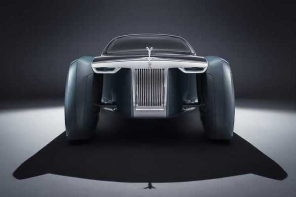 Rolls Royce Vision Next -100