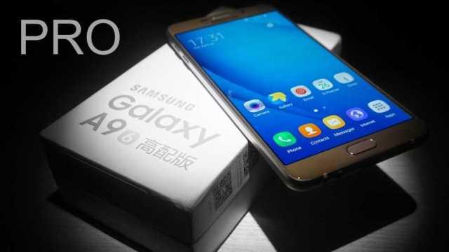 Samsung A9 Pro