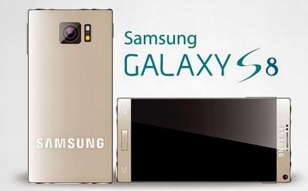 Samsung Galaxy S8 Project Dream
