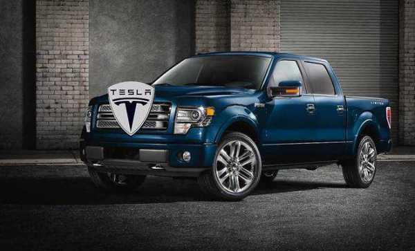 Tesla Electric Pickup Truck