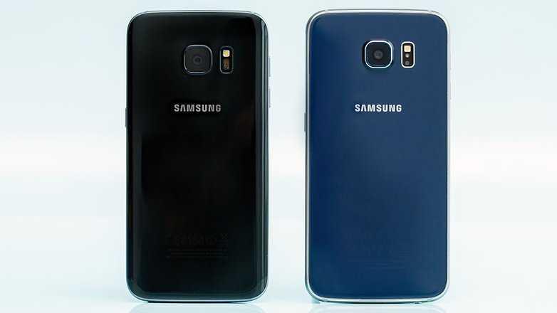 Galaxy S6 vs Galaxy S7