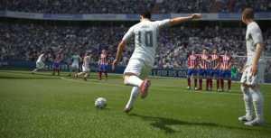 fifa 17 gameplay