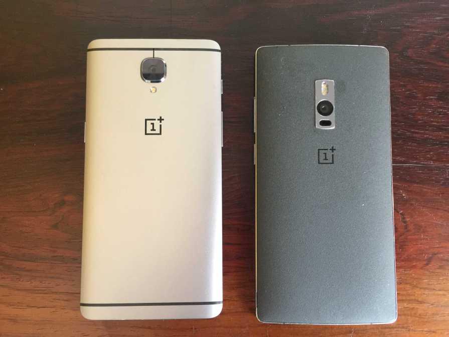 OnePlus 3 vs OnePlus 2 vs OnePlus X