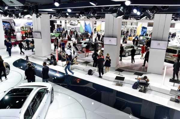 2016 Paris Auto Show