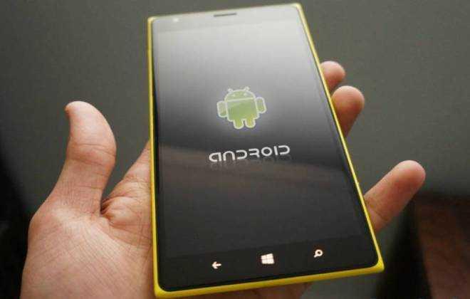Microsoft Lumia 520, Lumia 525 Android Marshmallow Upgrade