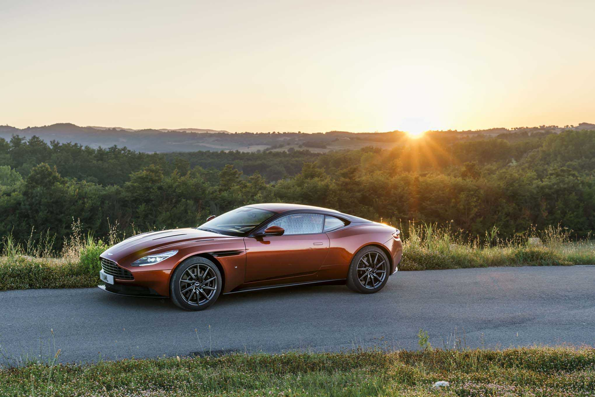 Aston Martin Plans To Expand Lineup New Models In Next Years - Aston martin lineup