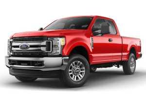 2017 Ford Super Duty STX