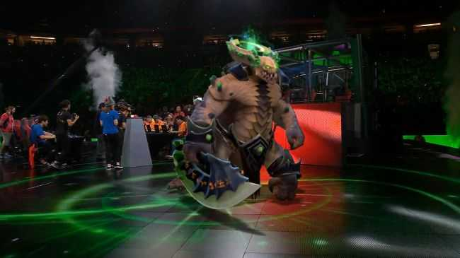 Dota 2 Gets New Hero Underlord And New Post Game UI