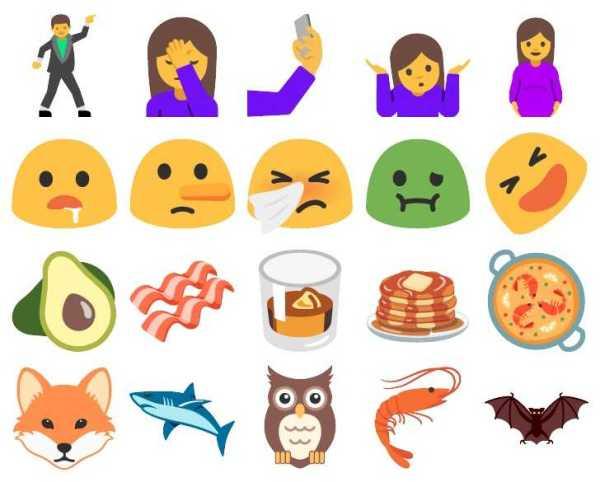 Emojis and the Avocado