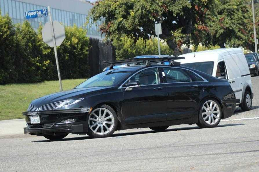 Faraday Future Car Spotted Testing Autonomous Technology