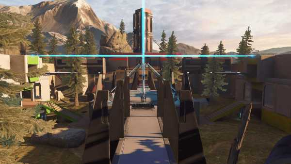 Halo 5 Forge New Custom Map