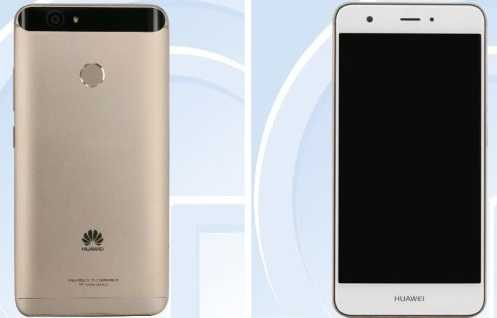 Nexus 6P, Huawei Mate S2