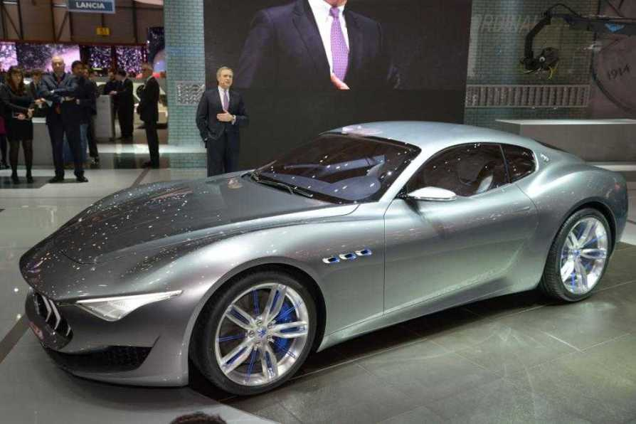 Maserati Alfieri To Become All-Electric By 2018