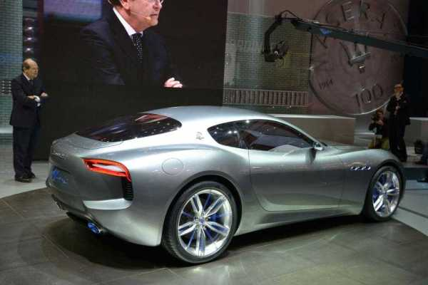 Maserati alfieri to become all electric by 2018 for Electric motors nashville tn