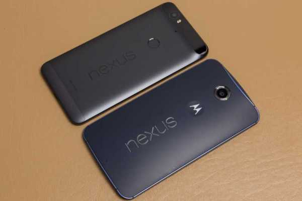 Nexus Android Nougat Issues