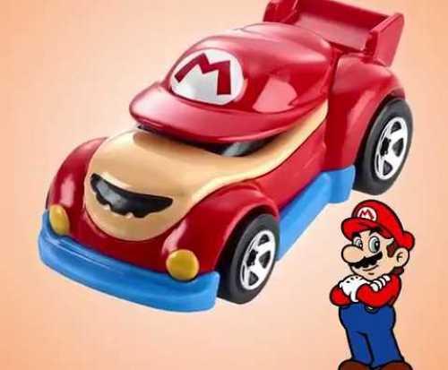 Nintendo And Mattel Partner To Turn Mario