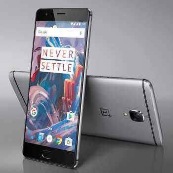 OnePlus 3 Receives New Update to Improve Call Quality and Fix Bugs