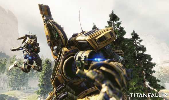 Titanfall 2 beta