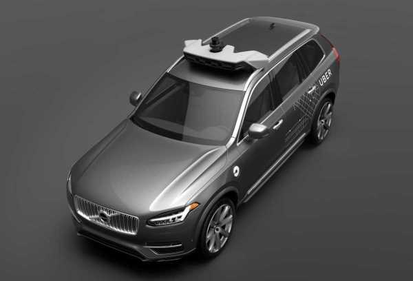 Uber Gets its First Self-driving Fleet This Month