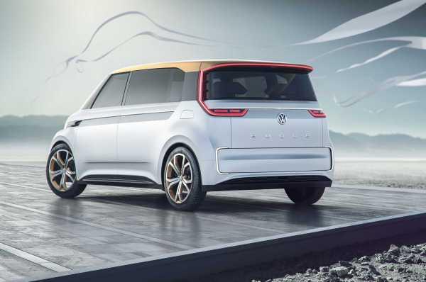 Volkswagen 300-Mile Electric Car