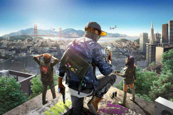 Watch Dogs 2 Devs Release 20 Minute Video