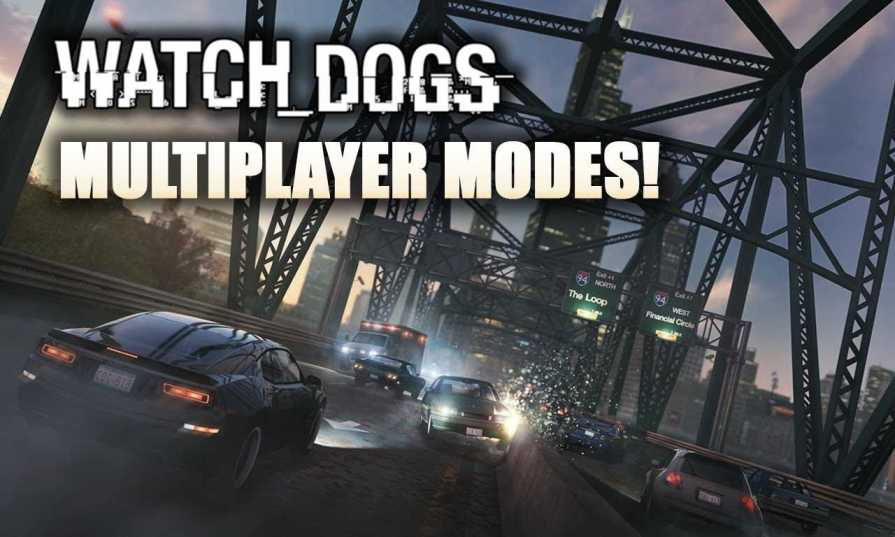 Watch Dogs 2 Multiplayer Mode
