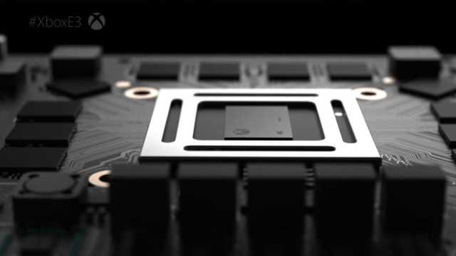 Xbox Scorpio Will Have Only VR Exclusives, Not AAA Titles