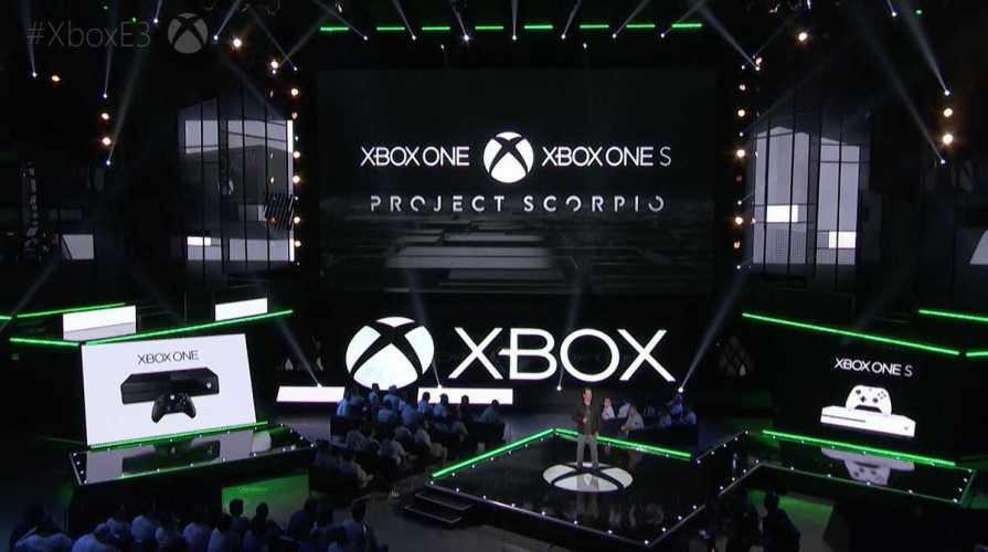 Xbox One Scorpio Not More Than $600