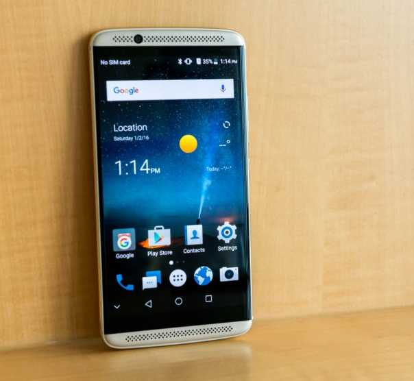 ZTE Axon 7 Android Nougat Update Release Date Confirmed