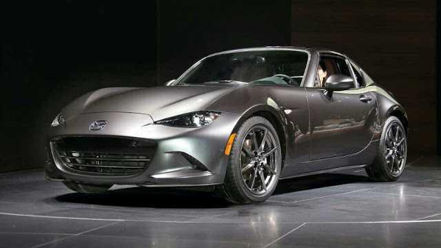 2017 Mazda MX 5 Miata RF Priced at $34,685