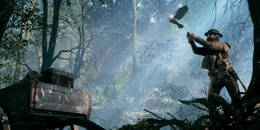 Battlefield 1 War Pigeons Mode