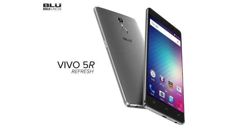 Blu Vivo 5R 2016