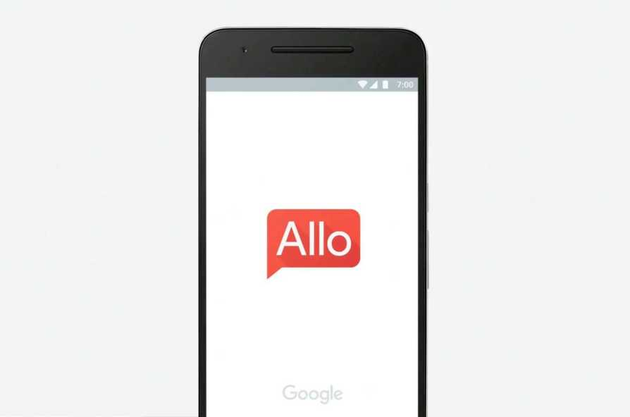Google Allo Play Store