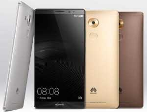 Huawei Mate 9 and Mate S2