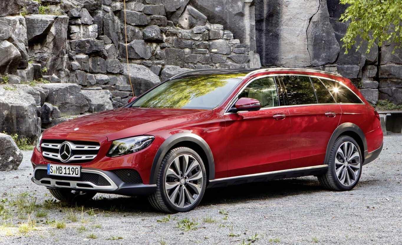 Mercedes benz e class all terrain pics specs and other for Mercedes benz e class dimensions