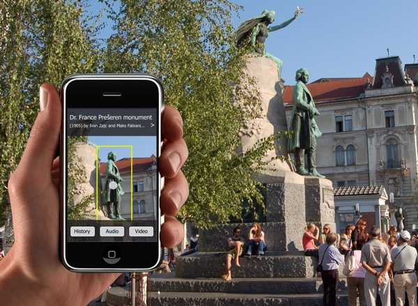 Object Recognition to Smartphones