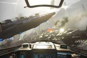 PS4 Version Of Call Of Duty Infinite Warfare