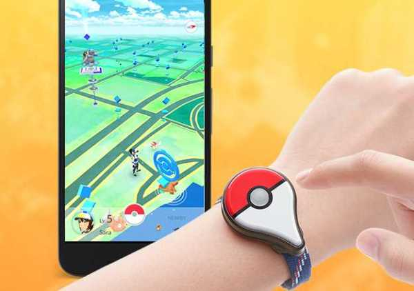 Pokemon Go Plus Device