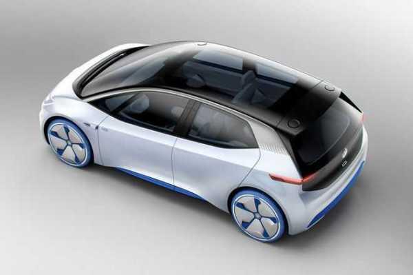 Volkswagen I.D. Car