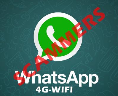 WhatsApp 4G