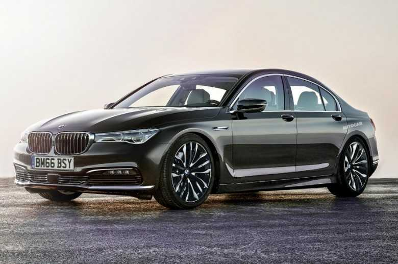 2017 BMW 5 Series Paris Motor Show