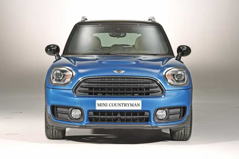 2017 mini countryman specs trimline and other details revealed. Black Bedroom Furniture Sets. Home Design Ideas